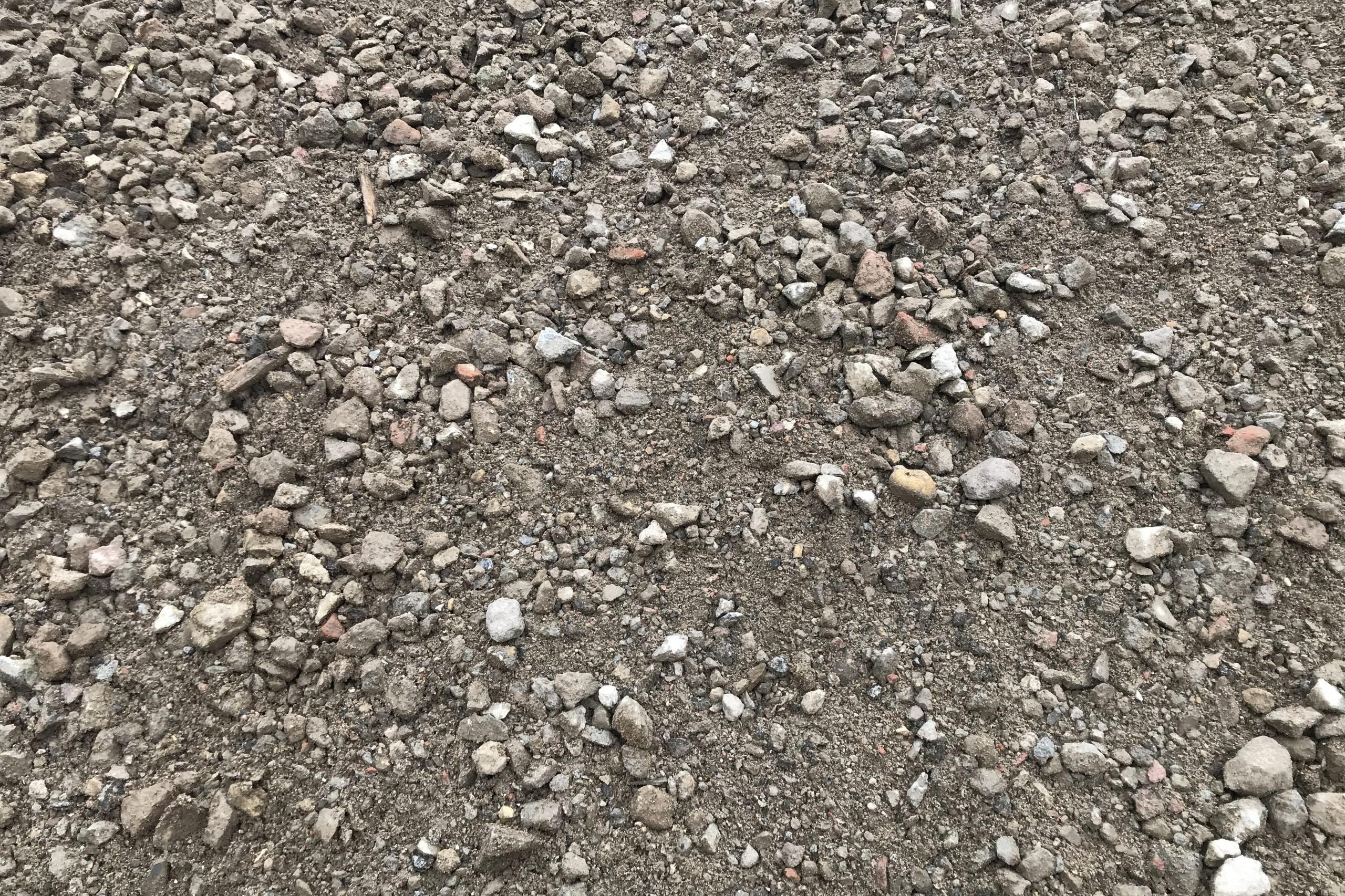 Baustoffe - Sand, Kies, Beton, Recycling